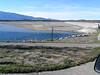 14. Jackson Lake went pretty dry this summer.