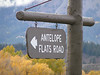 8. A turn on Antelope Flats road takes you over to Mormon Row and the Moulton barns.