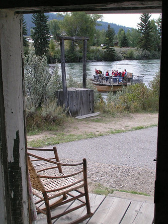 Moose ferry