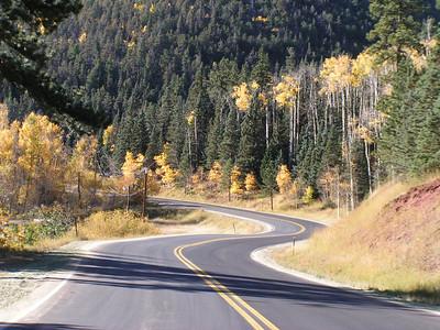 The Trip home, part II - New Mexico, Texas, Okla, Ark, Tenn.