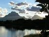 7. Sunset from the Oxbow Bend of the Snake river.