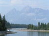 12. Thru the channel to Jackson Lake.