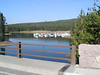 3. The marina at Yellowstone Lake. My son Jeremiah worked here in college, in the summers of 1999 and 2000.