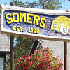 1. Somers is an old sawsmill town on the north end of Flathead Lake.