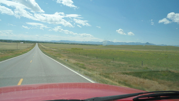August 2 Day off Ride to East Front of Rockies