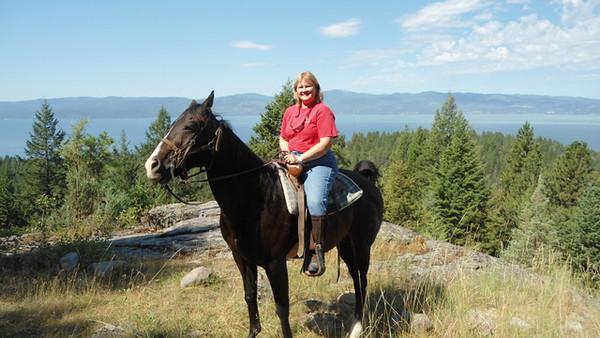 August 3rd Trail ride
