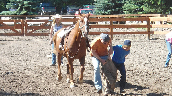 Kids Rodeo  July 23