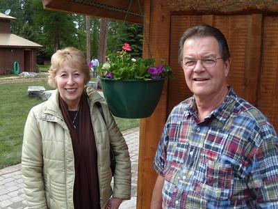 Paul and Carol visit
