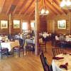 8.Jenny Lake Lodge dining room.