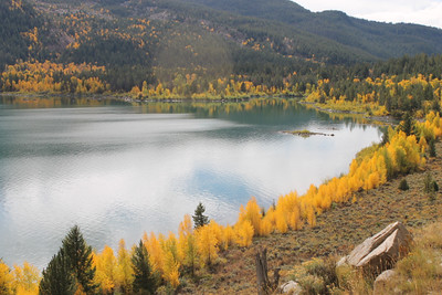 Drive up the Gros Ventre River Rd and Morman Row