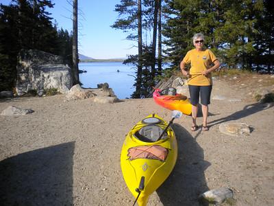 String Lake and Leigh Lake Float