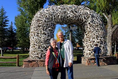 Trip to Jackson, Idaho and YNP