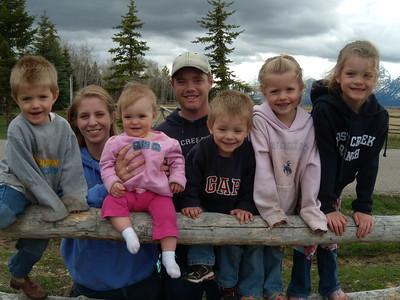 2010 - 1st Half of Season at Lost Creek Ranch