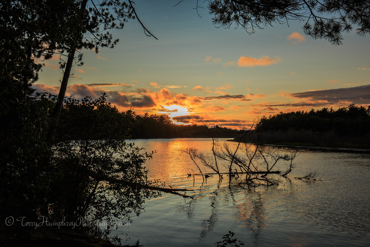 Tahquamenon Country Sunset