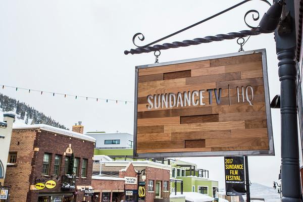 SundanceTV HQ 2017