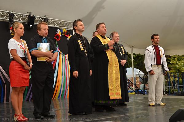 SUNDAY Sts. Volodymyr & Olha UCC VillageFest 2012