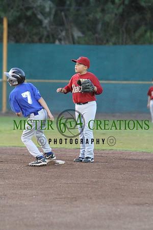Dbacks vs Dodgers 5-4 ~ April 19, 2010