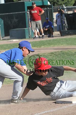Diamondbacks vs Dodgers ~16-6 ~ May 1, 2010