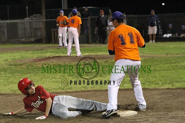 Mets vs Diamondbacks ~ April 22, 2010 ~ 2 - 6