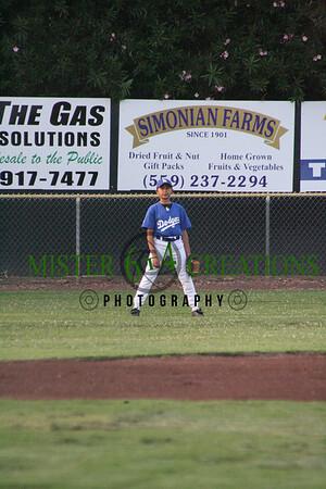 May 9, 2008 Dodgers vs Cardinals