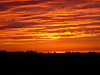 Sunset along Old Westminster Pike, Westminster, MD