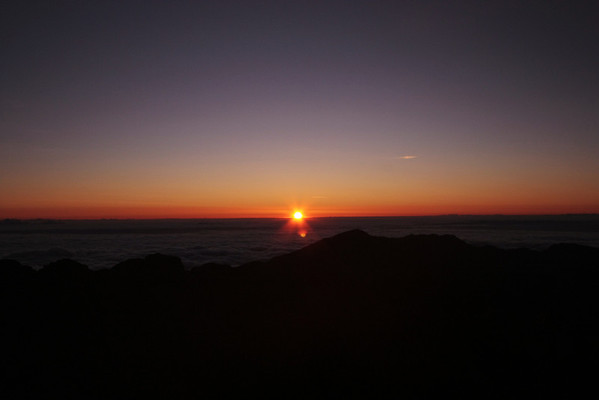 Sunrise Haleakala