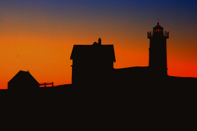 Nubble light, Maine