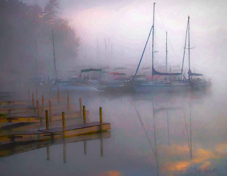 Sunapee Harbor sunrise #7