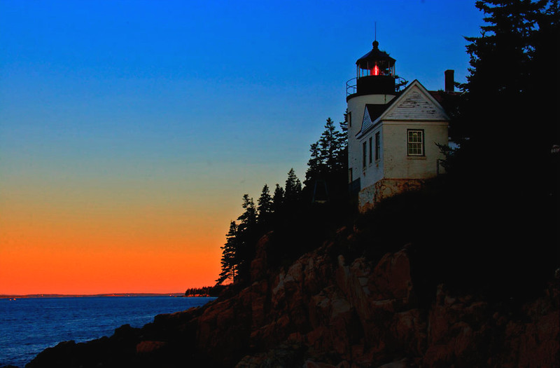 Bass Harbor Light, Maine