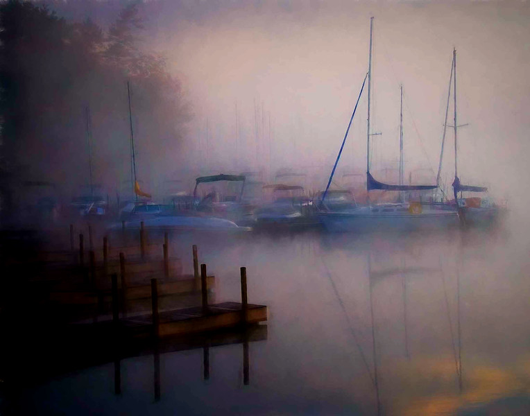 Sunapee Harbor sunrise #6