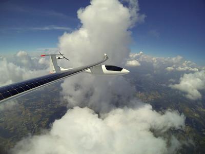 Cross country flight 2014