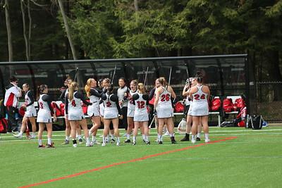 SUNY Oneonta vs SUNY Oswego Women's Lacrosse Home 4 2 16