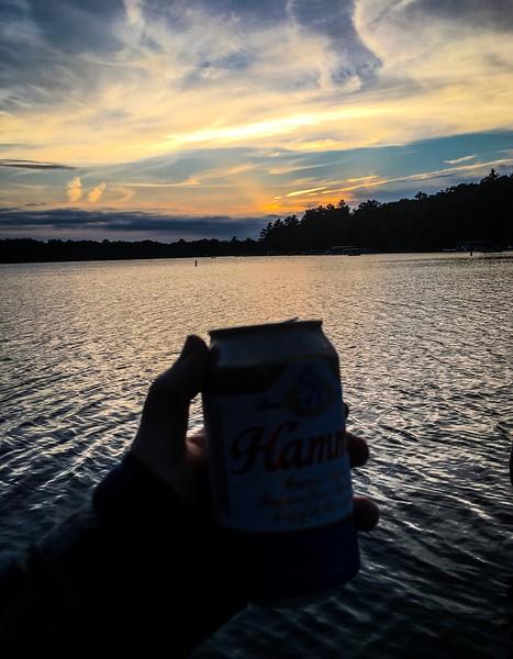 Awwww Lake life :)