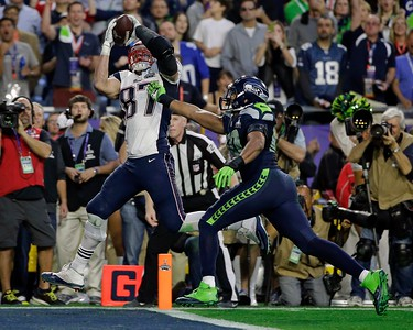 SUPER BOWL THROWBACK (Patriots-Seahawks, 2015)