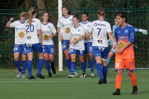 Illustratie of KAA Gent Ladies