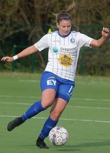 Chloe van Mingeroet of KAA Gent Ladies
