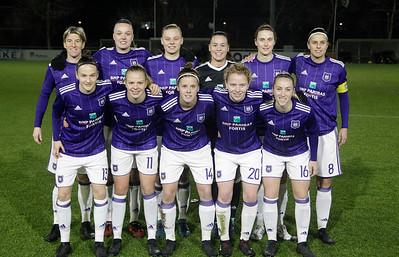 20171218 - KAA Gent Ladies - RSC Anderlecht Ladies