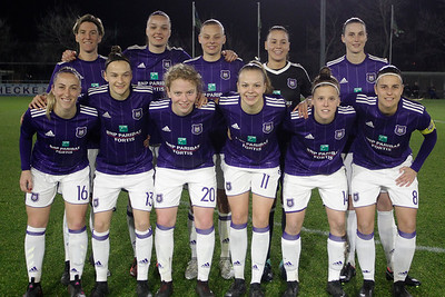 20180126 -  KAA Gent Ladies - RSC Anderlecht