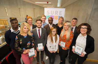 SURE Conference, WIT Arena. Picture: Patrick Browne