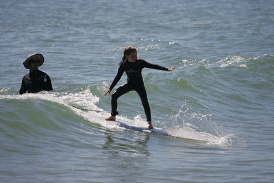 Aug.29,2007 Nantucket isl.Surf School