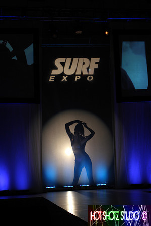 SURF EXPO 2012 JAN FASHION SHOW DAY 3