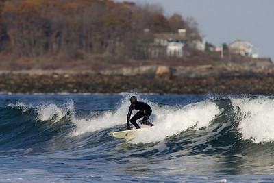 Huricane Noel Surf, November 4-5 2007