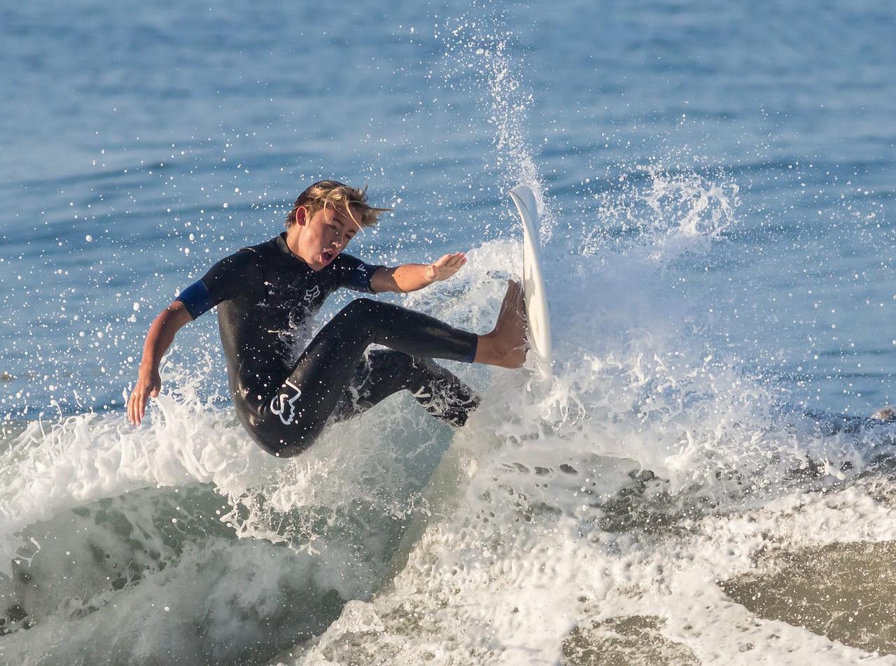 Surfing OC