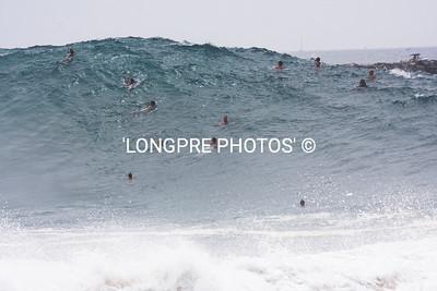 13 surfers