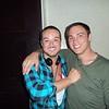 DJ Colin Kim and Jesse Perry