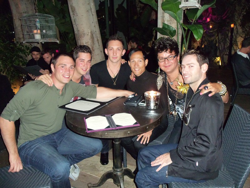 Left to Right: Jesse, Ray, Justin, Chester, Paul