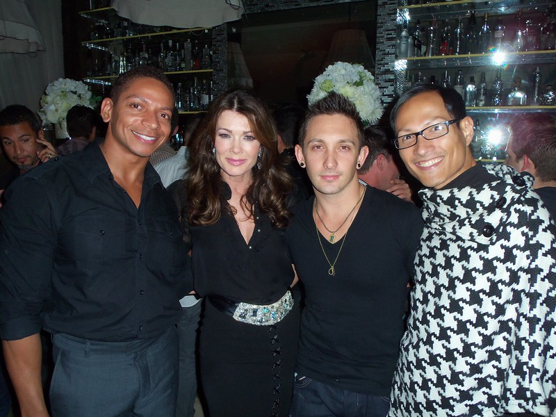 Aaron, Lisa, Justin and Chester
