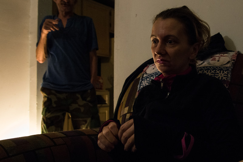 Candy and Mike begin to feel the pressure of a possible eviction.  Mike has had several disagreements with the landlord and the city has cited the owner for 9 code violations.