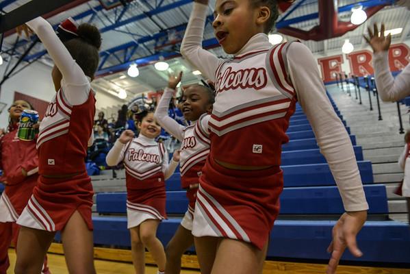 Cheerleading Alexandria Times