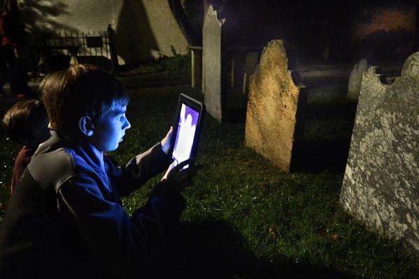 Spooky stuff- Alexandria TImes